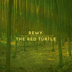 [PRE-ORDER] Remy. - The Red Turtle