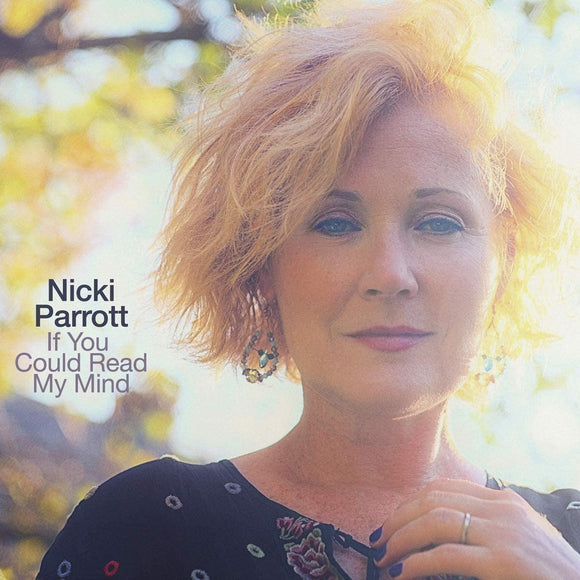 [PRE-ORDER]Nicki Parrott - If You Could Read My Mind