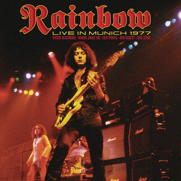 Rainbow - Live In Munich 1977 (2CD)
