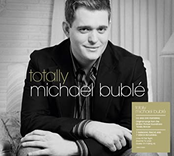 [PRE-ORDER] Michael Buble - Totally (CD+DVD)