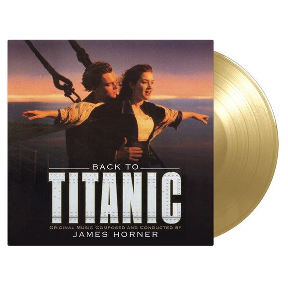 Original Soundtrack - Back To Titanic (James Horner)