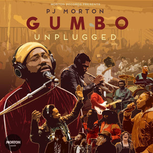 PJ Morton - Gumbo Unplugged (Recorded Live At Power Station Studios)