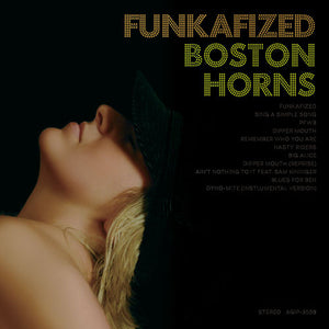 BOSTON HORNS - Funkafized