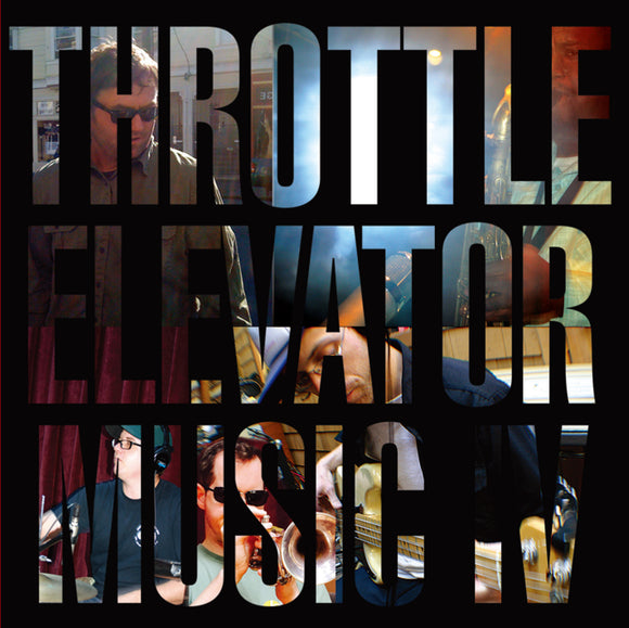 Throttle Elevator Music - Throttle Elevator Music IV Featuring Kamasi Washington