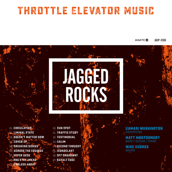 Throttle Elevator Music - Jagged Rocks feat. Kamasi Washington