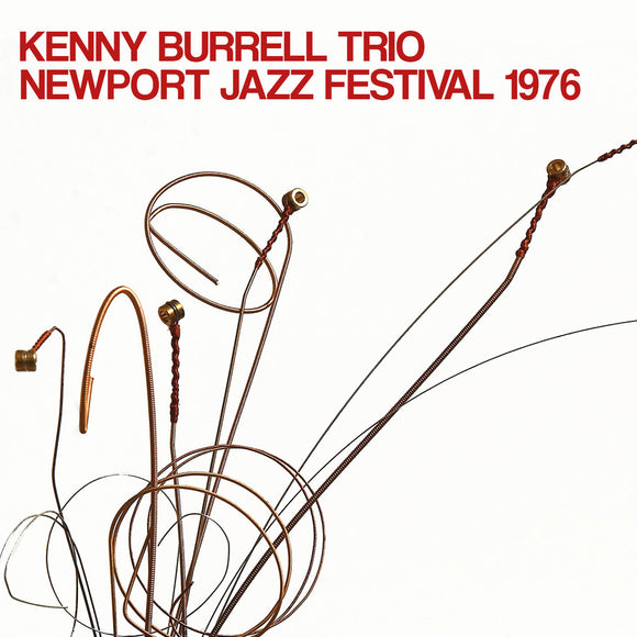 Kenny Burrell - New Port Jazz Festival 1976