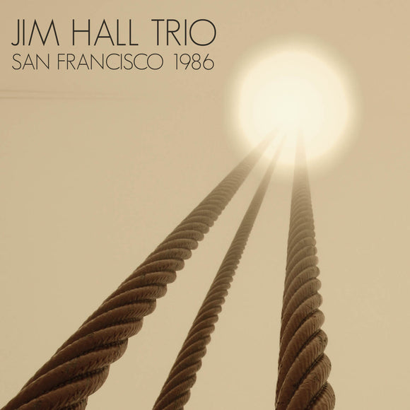 Jim Hall - San Francisco 1986