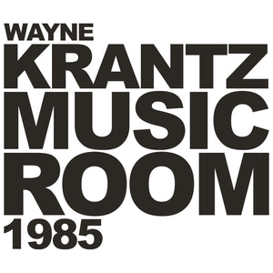 Wayne Krantz - Music Room 1985