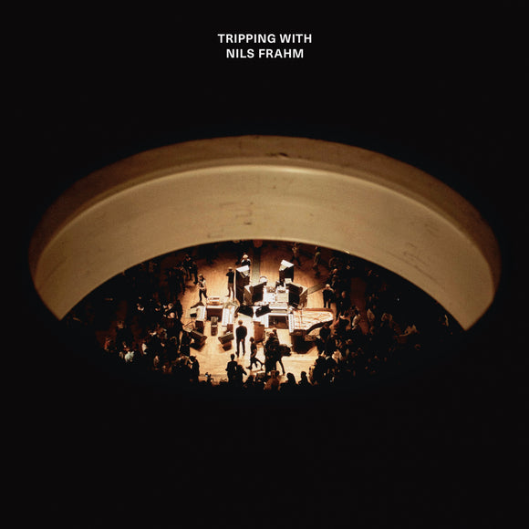 [PRE-ORDER] Nils Frahm  - Tripping with Nils Frahm