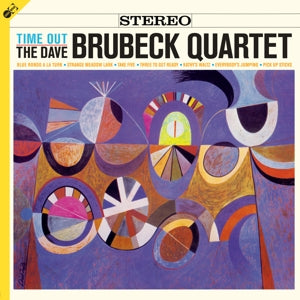 Dave Brubeck Quartet - Time Out (LP+CD)