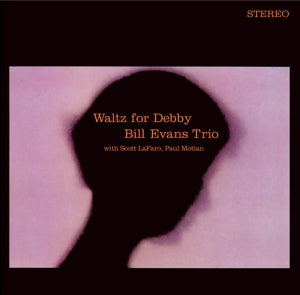 Bill Evans Trio - Waltz For Debby (LP+CD)
