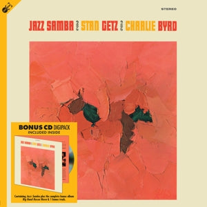 Stan Getz  & Charlie Byrd - Jazz Samba (LP+CD)