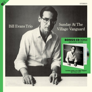 Bill Evans Trio - Sunday At the Village Vanguard (LP+CD)