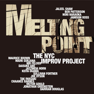 The NYC Improv Project - Melting Point