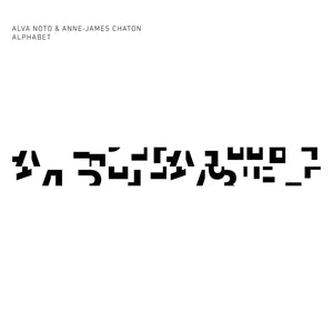 Alva Noto & Anne-James Chaton - ALPHABET