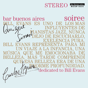 V.A - bar buenos aires soiree – dedicated to Bill Evans