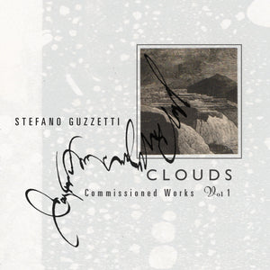 Stefano Guzzetti - Clouds.Commissioned Works (Volume One)