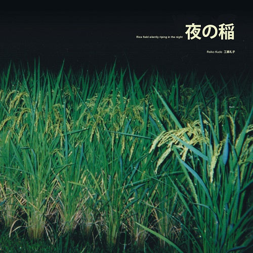 Reiko Kudo (工藤礼子) - Rice Field Silently Riping In The Night(夜の稲)