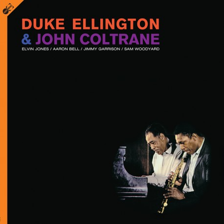 Duke Ellington & John Coltrane - Duke Ellington & John Coltrane (LP+CD)