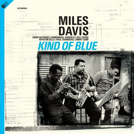 Miles Davis - Kind of Blue (LP+CD)