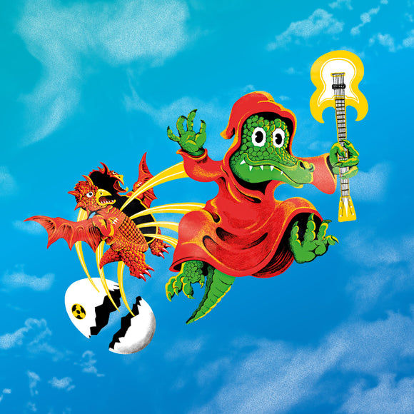 [PRE-ORDER] King Gizzard & The Lizard Wizard - Live in Melbourne '21