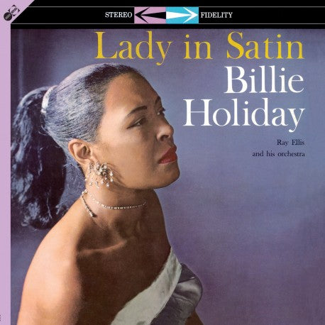Billie Holiday - Lady In Satin (LP+CD)