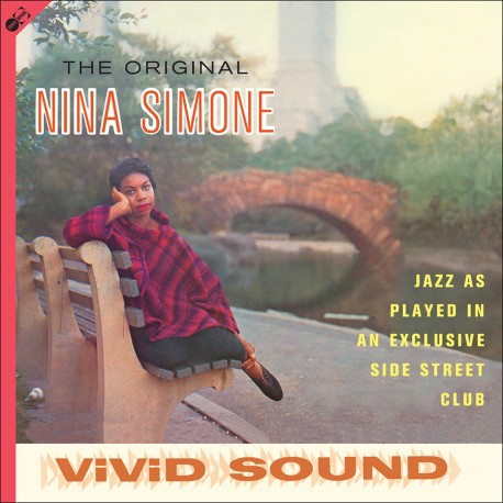 [PRE-ORDER] Nina Simone - Little Girl Blue (LP+CD)
