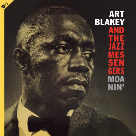 Art Blakey & The Jazz Messengers - Moanin' (LP+CD)