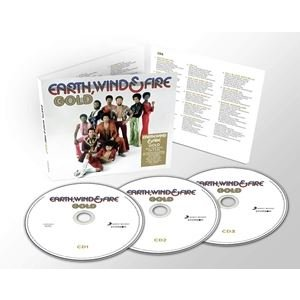 [PRE-ORDER]Earth, Wind & Fire - Gold
