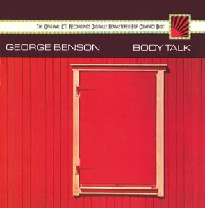 [PRE-ORDER]George Benson - Body Talk