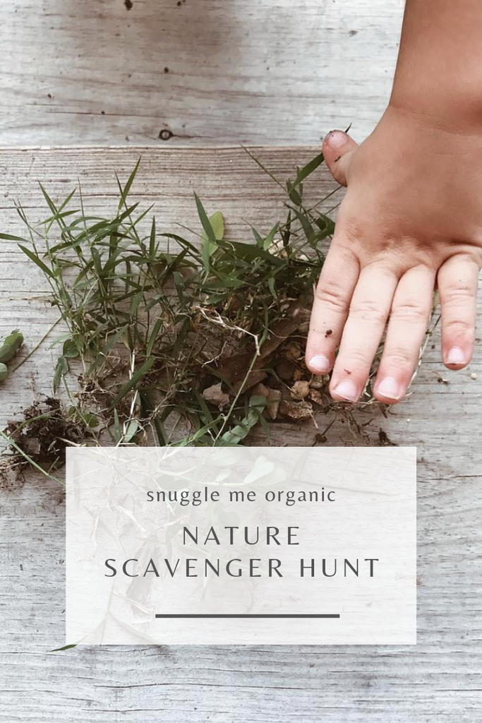 Summer Activities For The Minimalist Mom | Nature Scavenger Hunt