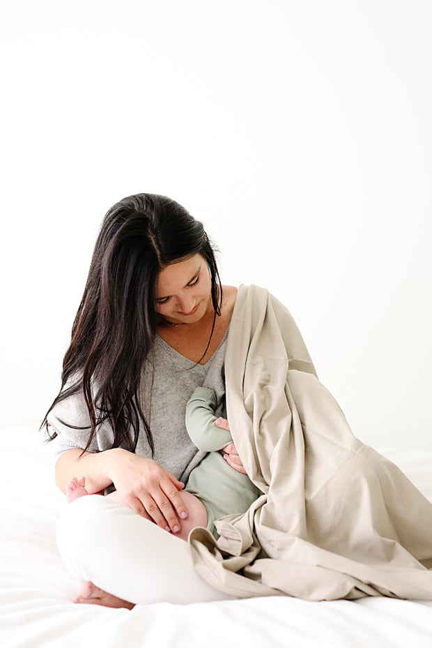 Imperfect Swaddle - Birch