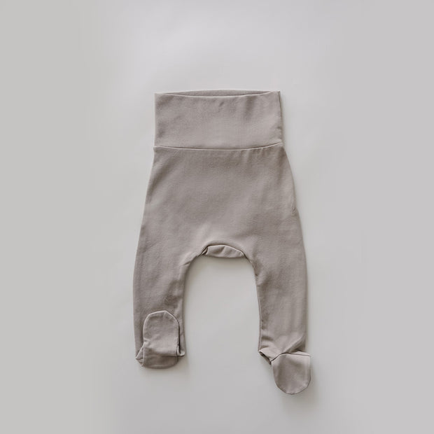 Belly-High Pants | Birch