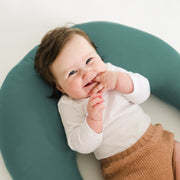 Imperfect Feeding + Support Pillow | Moss