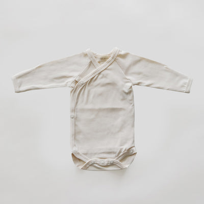 Wrap Onesie | Natural