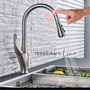 Torneira Cozinha Touch Modern Clean Colors