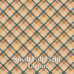 Plaid Patterns Permanent  Vinyl