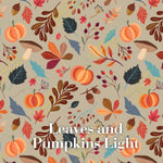 Fall Themed Permanent Patterns