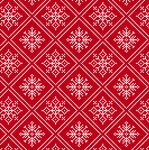 Heat Activated Holiday Permanent Patterns