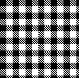 HTV Black and White Buffalo Plaid Patterns