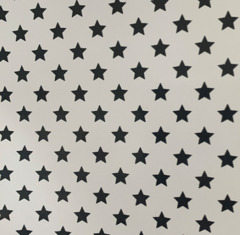 STAR Patterned Permanent  Vinyl