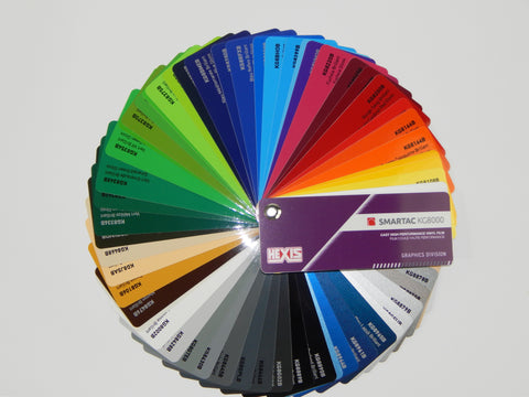 HEXIS Cast High Performance Color Card