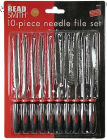 Metal Needle File- 10 pcs.