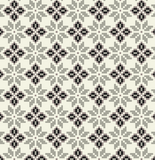 Fair Isle Pixel Permanent Patterns