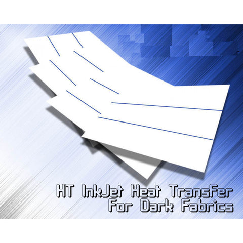 Inkjet Heat Transfer paper for Darks 8.5x 11