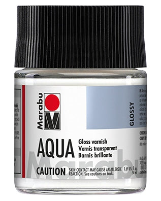 MARABU- Aqua Gloss Varnish 50 mL
