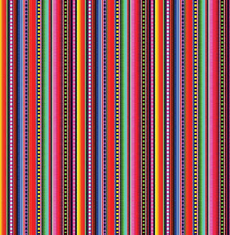 SERAPE / SARAPE Style Print HTV Patterns