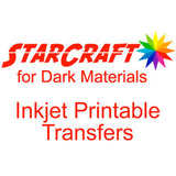 STARCRAFT Inkjet Heat transfer Printable for DARKS