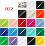 HEXIS 12 x 12 Decal Vinyl 25 Sheet Pack