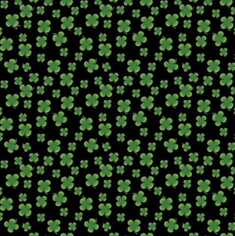 St Patrick's Day Patterns